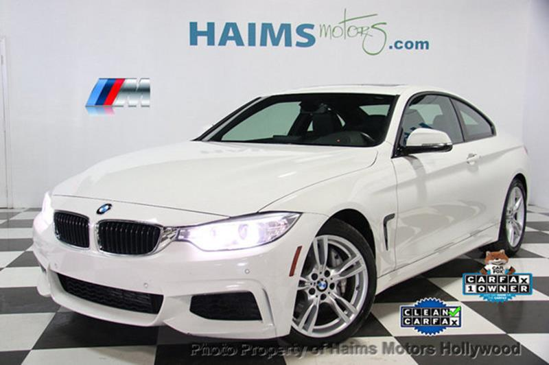 BMW 4 Series 2015 435i 2dr Coupe