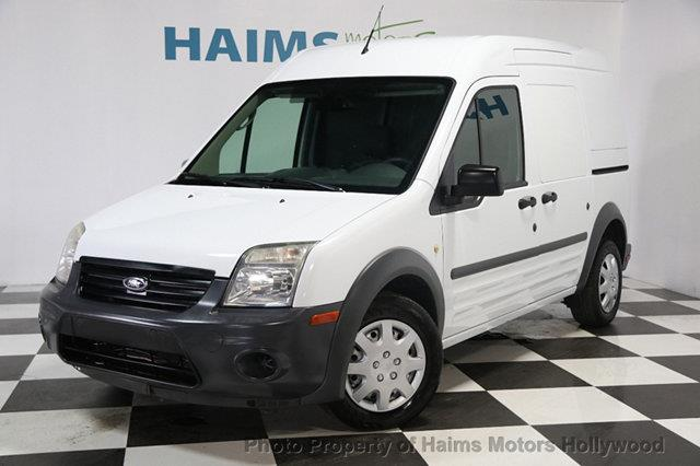 Ford Transit Connect 2013 Cargo Van XL 4dr Mini w/o Side and Rear Glass