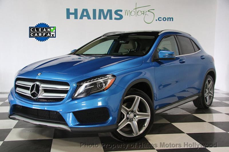 Mercedes-Benz GLA 2015 GLA 250 4MATIC AWD 4dr SUV