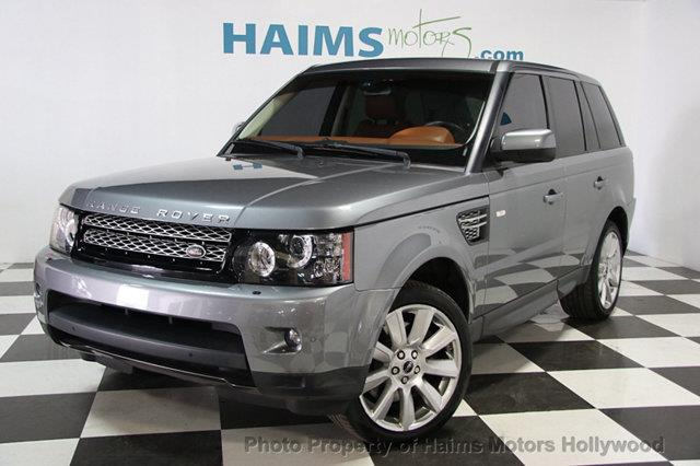 Land Rover Range Rover Sport 2013 HSE LUX 4x4 4dr SUV