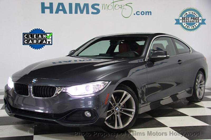 BMW 4 Series 2016 428i 2dr Coupe SULEV