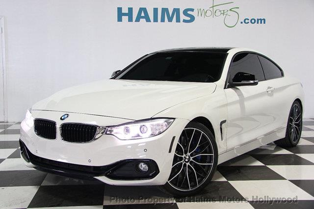 BMW 4 Series 2014 435i 2dr Coupe