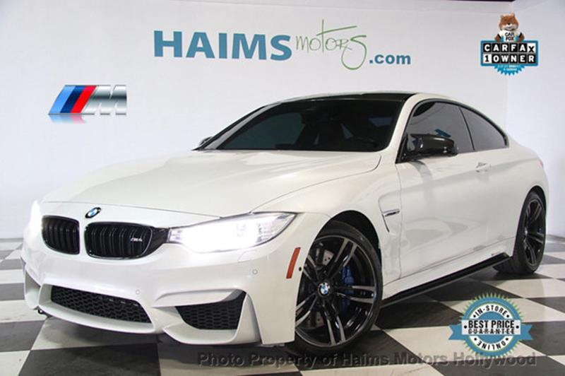 BMW M4 2015 Base 2dr Coupe