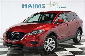 2014 Mazda CX-9 for sale in Hollywood, FL
