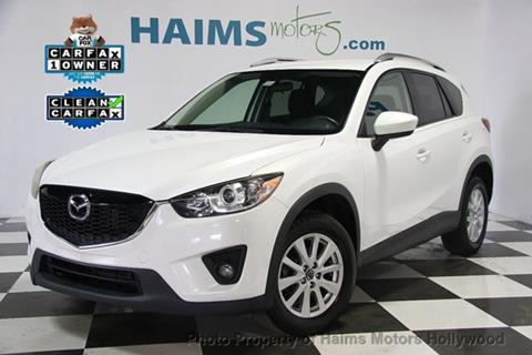 2013 Mazda CX-5 for sale in Hollywood, FL