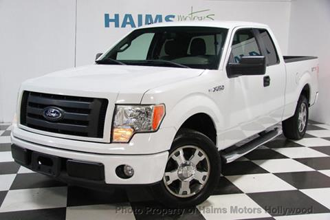 2010 Ford F-150 for sale in Hollywood, FL