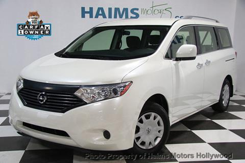 2013 Nissan Quest for sale in Hollywood, FL