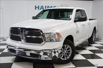 2013 RAM Ram Pickup 1500 for sale in Hollywood, FL