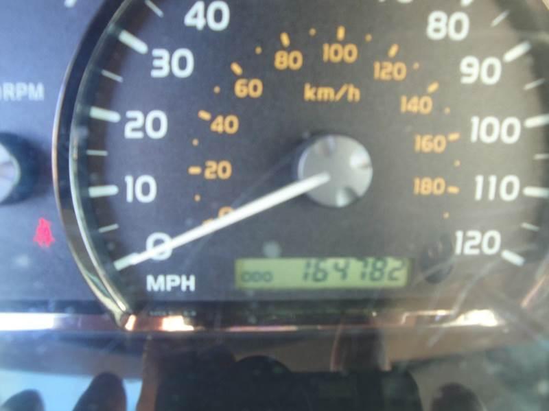 2005 Toyota Sequoia SR5 4dr SUV - Haleyville AL