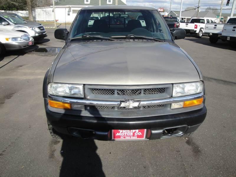 2003 Chevrolet S-10 3dr Extended Cab LS ZR2 4WD SB - Haleyville AL