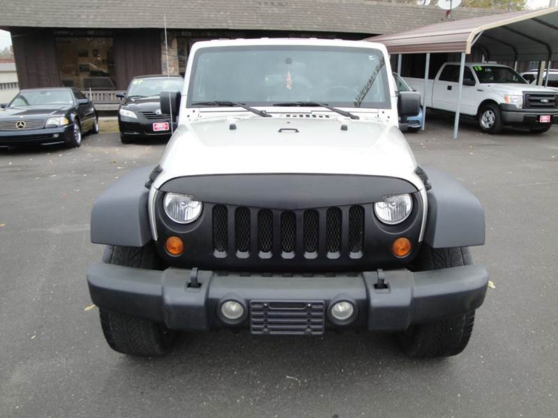 2007 Jeep Wrangler Unlimited 4x4 X 4dr SUV - Haleyville AL