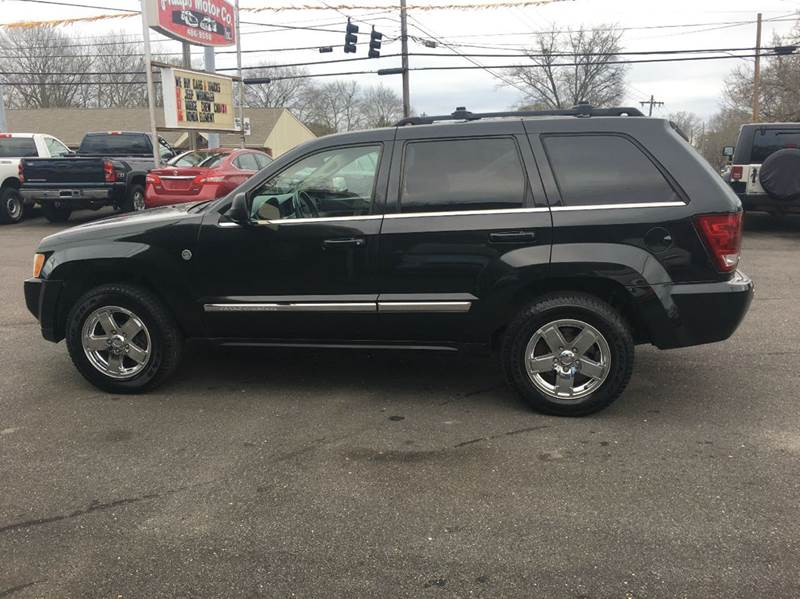 2005 Jeep Grand Cherokee 4dr Limited 4WD SUV - Haleyville AL