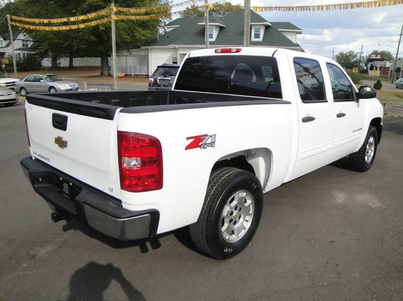 2013 Chevrolet Silverado 1500 4x4 LT 4dr Crew Cab 5.8 ft. SB - Haleyville AL