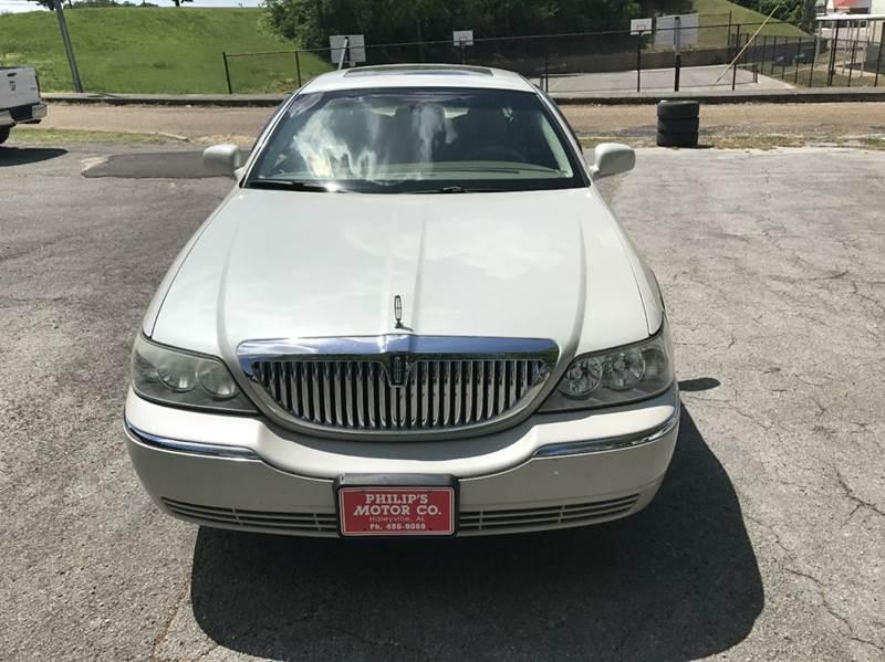 2006 Lincoln Town Car Signature Limited 4dr Sedan - Haleyville AL