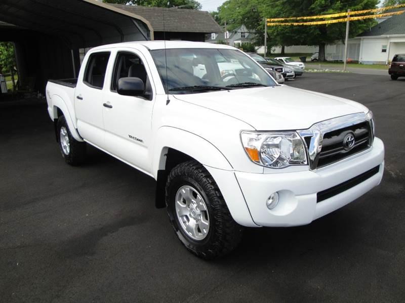2009 Toyota Tacoma 4x4 V6 4dr Double Cab 5.0 ft. SB 5A - Haleyville AL