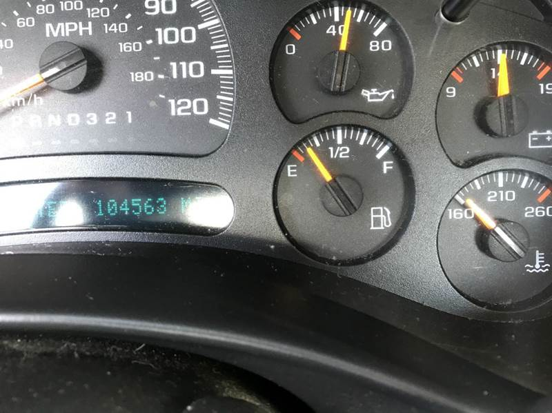 2007 Chevrolet Silverado 1500 Classic LS 2dr Regular Cab 6.5 ft. SB - Haleyville AL