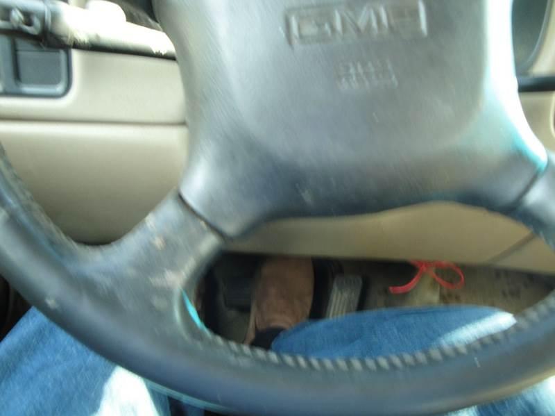 2001 GMC Sierra 1500 4dr Extended Cab SLT 2WD SB w/OnStar - Haleyville AL