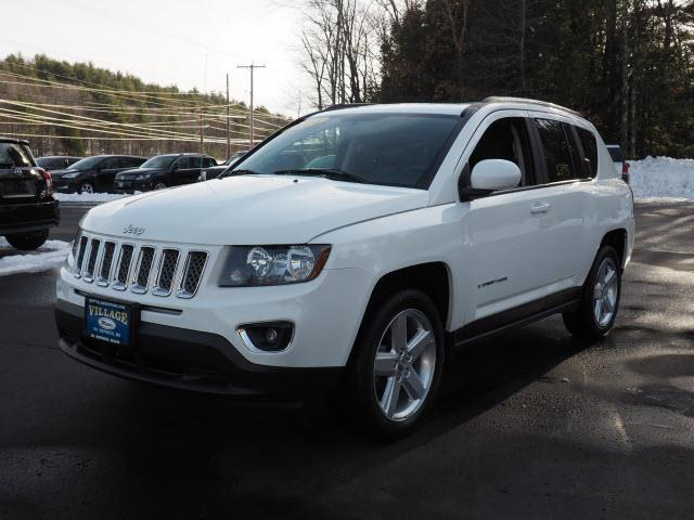 2014 jeep compass high altitude edition 4dr suv in south for Village motors south berwick