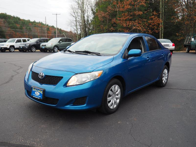 Toyota corolla for sale in maine for Village motors south berwick