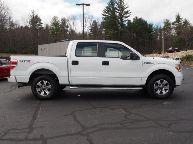 2014 Ford F150 4x4 STX 4dr SuperCrew Styleside 55 ft SB In