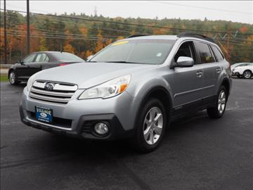 2013 Subaru Outback for sale in South Berwick, ME