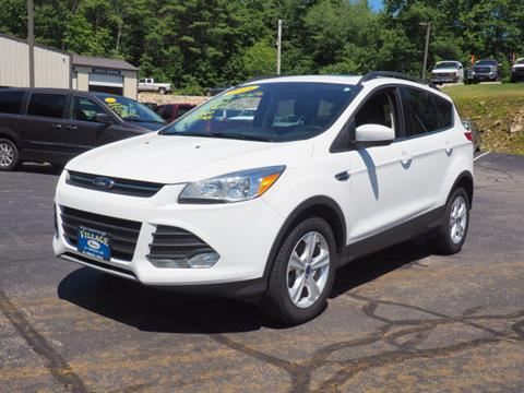 Ford used cars financing for sale south berwick village motors for Village motors south berwick