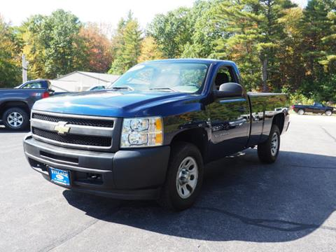 2010 Chevrolet Silverado 1500 for sale in South Berwick, ME