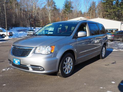 Used chrysler town and country for sale in maine for Village motors south berwick