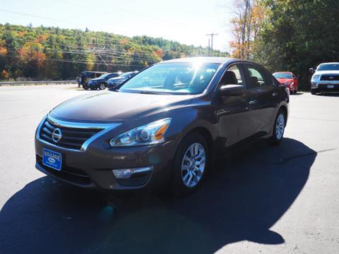 2013 Nissan Altima for sale in South Berwick, ME