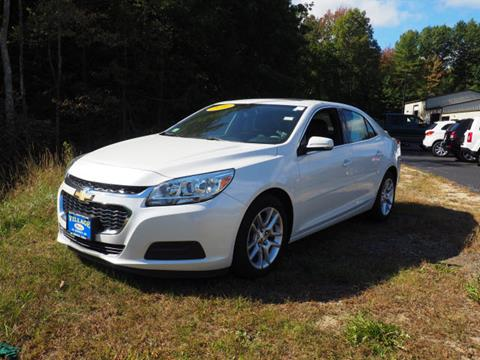 2016 Chevrolet Malibu Limited for sale in South Berwick, ME