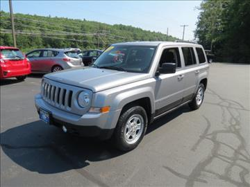 2015 Jeep Patriot for sale in South Berwick, ME