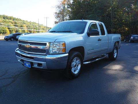 2013 Chevrolet Silverado 1500 for sale in South Berwick, ME
