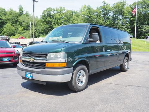 2011 Chevrolet Express Passenger for sale in South Berwick, ME