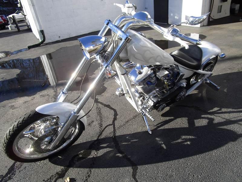 2004 American  Iron Horse Chopper  - Poughkeepsie NY