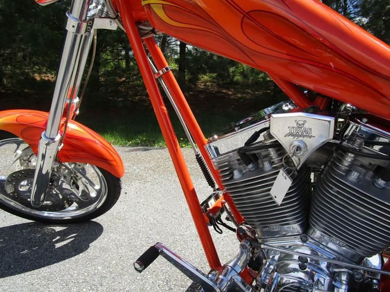 2003 Texas  Chopper  - Poughkeepsie NY