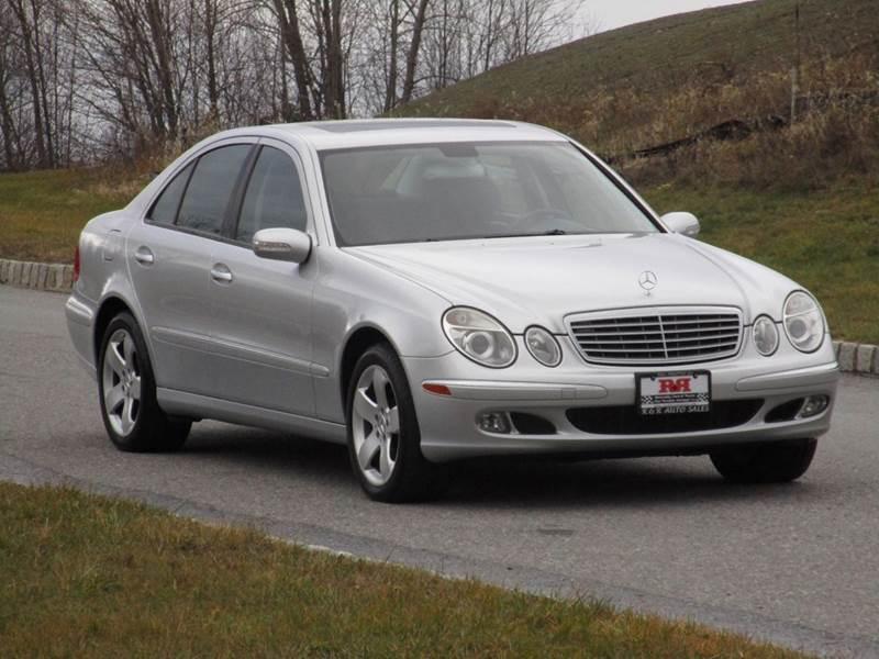 2006 mercedes benz e class e500 4matic awd 4dr sedan in for Mercedes benz poughkeepsie ny