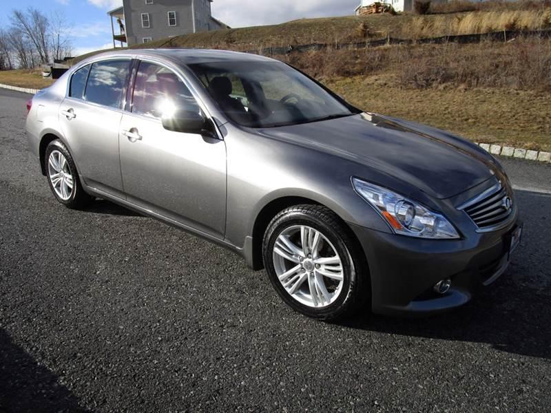 2013 Infiniti G37 Sedan x AWD 4dr Sedan - Poughkeepsie NY