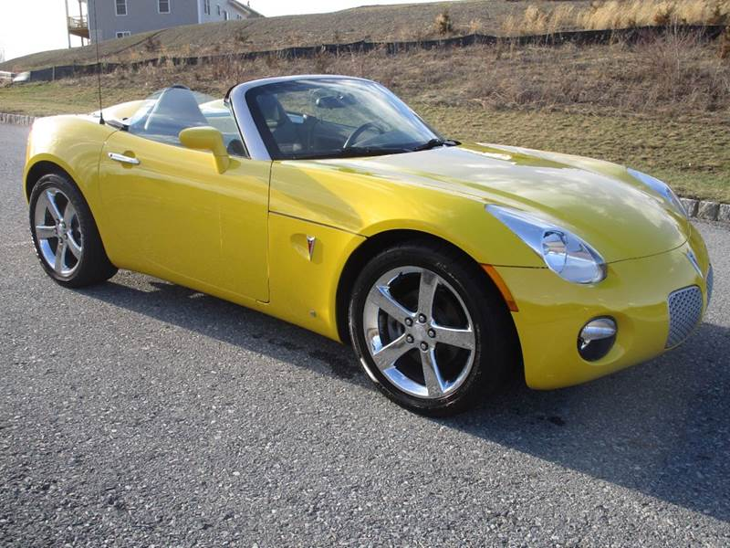 2007 Pontiac Solstice Base 2dr Convertible - Poughkeepsie NY