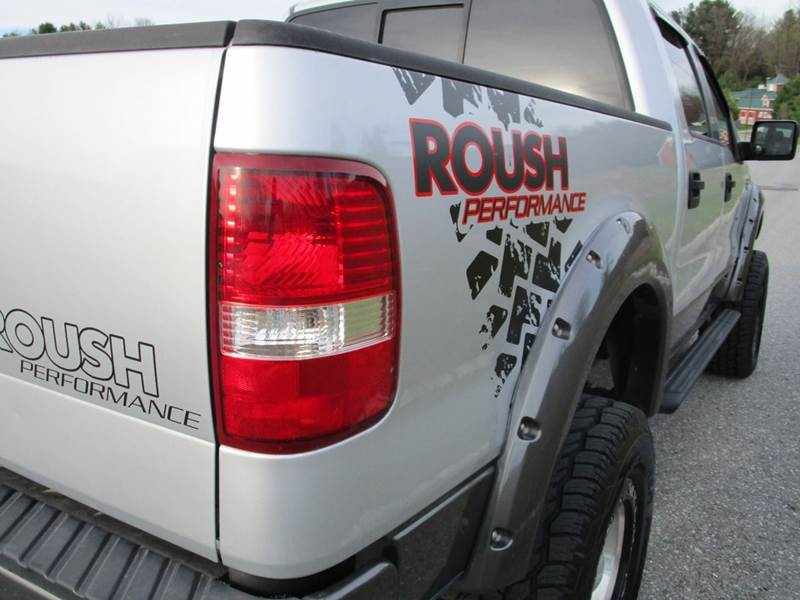 2005 Ford F-150 FX4 4dr SuperCrew 4WD Roush Stage 2 Package - Poughkeepsie NY