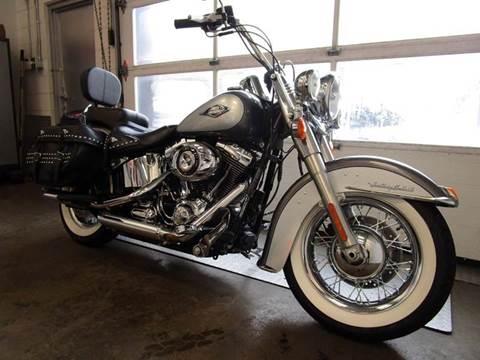 2014 Harley-Davidson Heritage Softail Classic