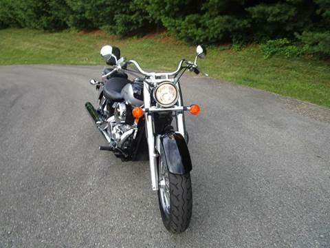 2005 Honda Shadow Aero