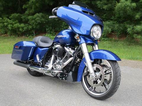 2017 Harley-Davidson Street Glide S