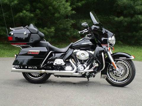 2012 Harley-Davidson Electra Glide Ultra Limited