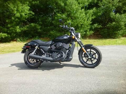 2015 Harley-Davidson 750