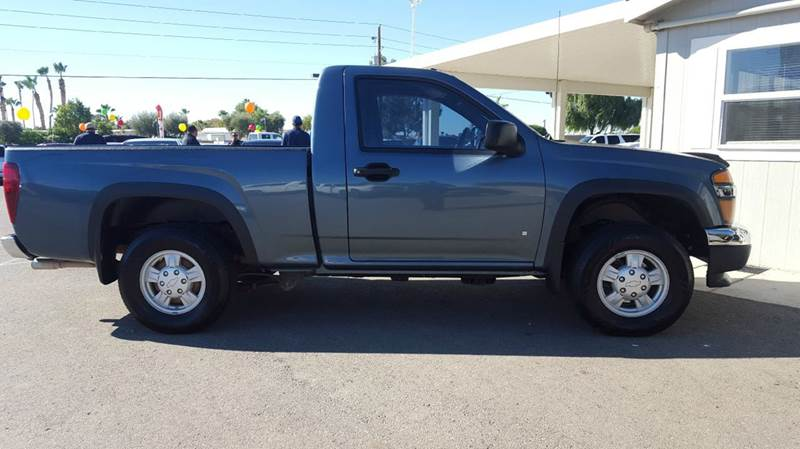 2007 chevrolet colorado ls 2dr regular cab 4wd sb in yuma az gama automotive center. Black Bedroom Furniture Sets. Home Design Ideas