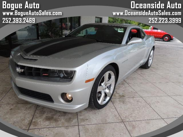 2010 chevrolet camaro ss 2dr coupe w 1ss in newport nc. Black Bedroom Furniture Sets. Home Design Ideas