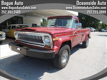 1978 Jeep J-10 Pickup for sale in Newport, NC