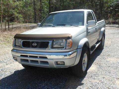 2000 Nissan Frontier for sale in Covington, LA