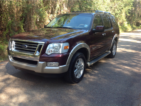 2007 Ford Explorer for sale in Covington, LA