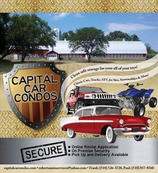 2013 CLASSIC CAR STORAGE SECURE CENTER!!